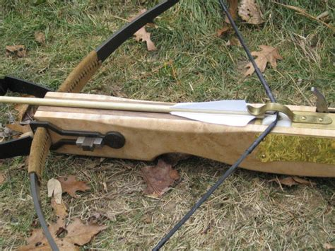 a home made crossbow huntingnet forums