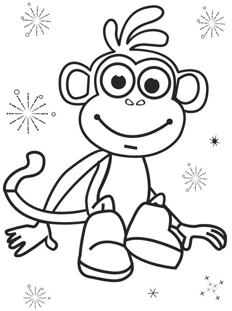 coloring pages dora boots dora the explorer boots coloring pages for kids halloween