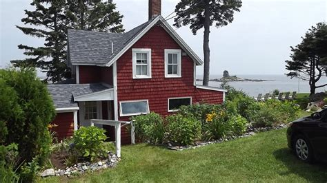 East Hton Point Cottages edge of the sea east boothbay maine vacation cottage summer in maine cottage connection