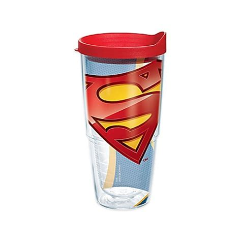 tervis bed bath and beyond tervis 174 superman wrap 24 oz tumbler with lid bed bath