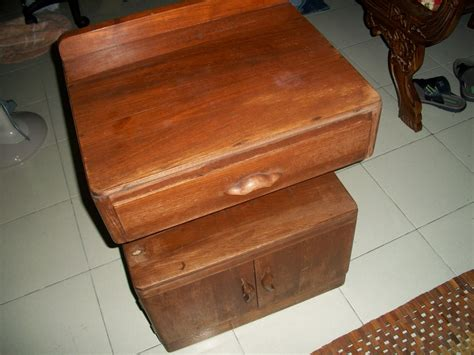Meja Gosokan Kayu collectible items meja kayu jati lama