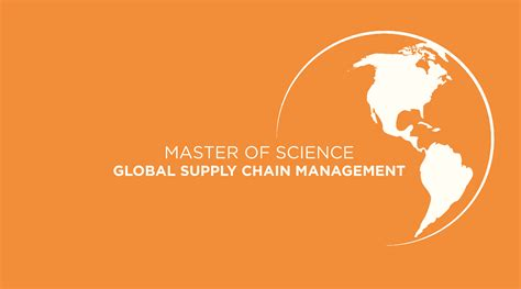 Aacsb Mba Supply Chain Management by Ut Launches International Master S Degree In Supply Chain