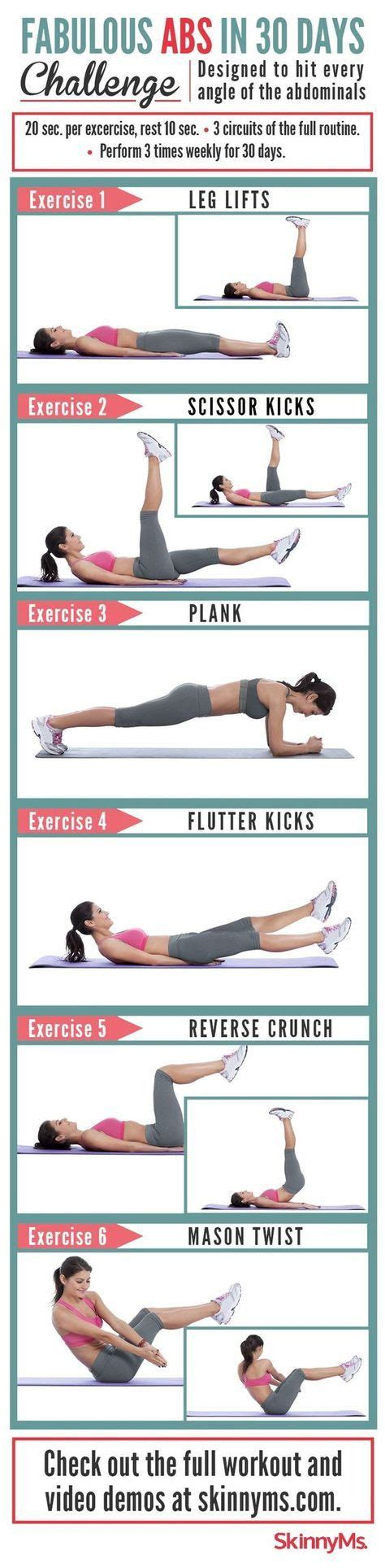 pilates 30 day challenge best 25 21 day challenge ideas on 21 day