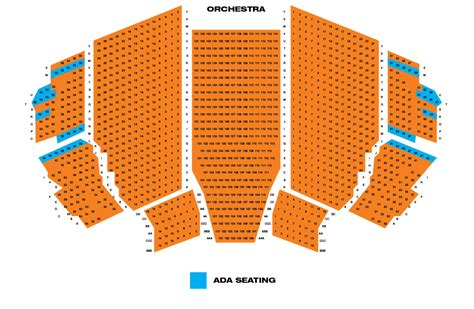 opera house boston boston opera house seating chart