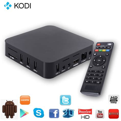 Mxq S805 Smart Tv Box 1080p mxq tv box xbmc kodi amlogic s805 android 8gb smart wifi 1080p uk ah23 ebay