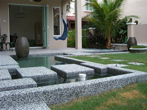 backyard kl garden contractor landscape design in kuala lumpur klang