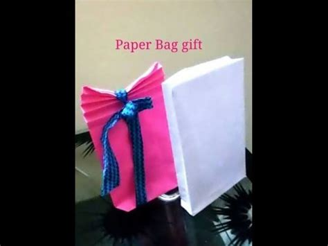 How To Make Paper Carry Bags - origami paper envelope how to make paper gift bag