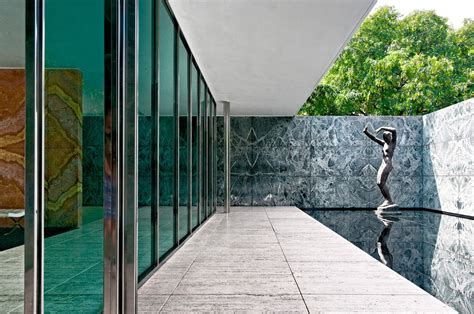 pavillon mies der rohe mies der rohe barcelona pavilion modern design by