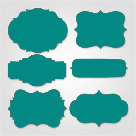 Plaque Shape Clipart 61 Plaque Template Photoshop