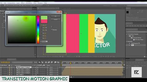 tutorial motion design after effects tutorial transition motion graphics 2 adobe after
