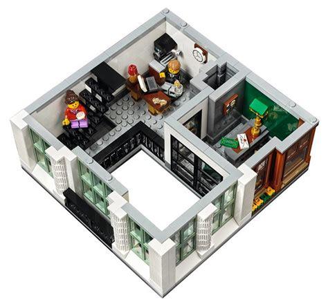 lego bank lego brick bank 10251 modular building up for order