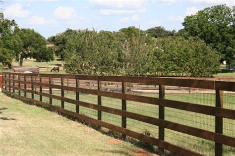 fencing options other fencing options bluebonnent fences