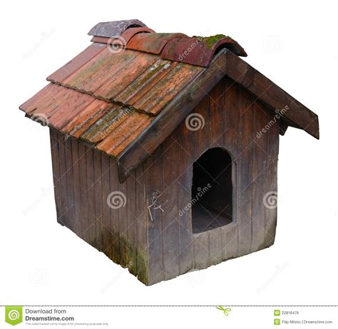 little red dog house vintage dog house royalty free stock image image 22818476