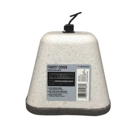 Faucet Cover Home Depot by Standard Faucet Cover 1980 The Home Depot