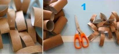 How To Make Paper Decorations For Your Room - simple creative wall decoration idea from waste paper