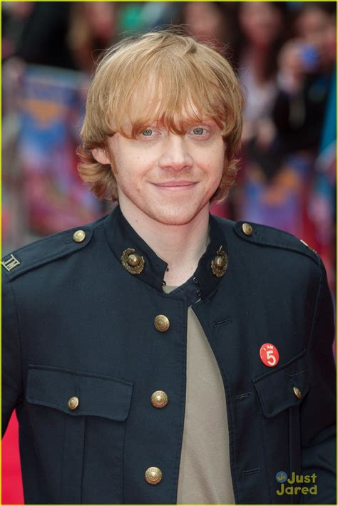 famous people from england rupert grint reveals how close he once came to death