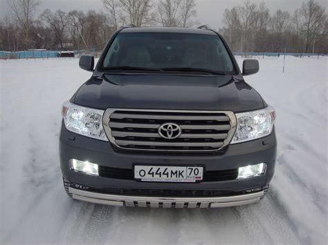 2011 Toyota For Sale 2011 Toyota Land Cruiser For Sale 4700cc Gasoline