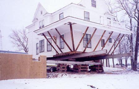 milbank house movers milbank house movers inc construction crane services historic preservation