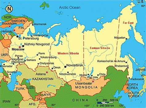 russia maps siberia maps 17 best images about russian human geography on