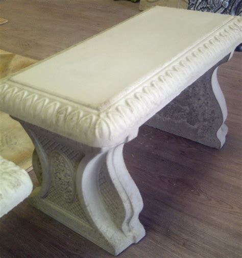 concrete bench lowes concrete bench molds lowes home design ideas for brilliant