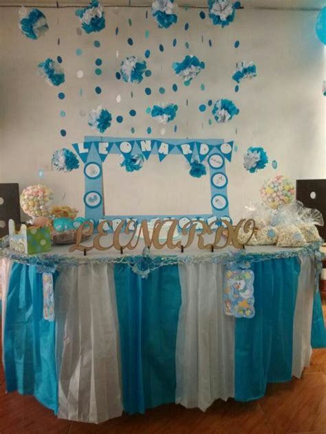 Como Decorar Para Baby Shower De Ni O by Extraordinary Decoracion Para Baby Shower De Ni O Themes