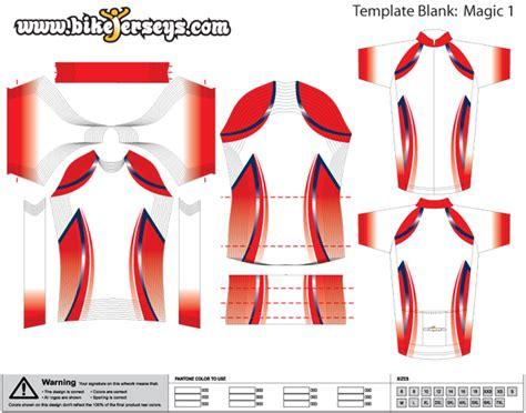 bike jersey design template custom design template quot magic quot