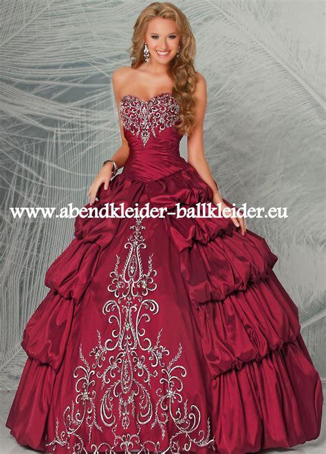 Brautkleider Ballkleid by Cinderella Abend Ballkleid Brautkleid In Weinrot