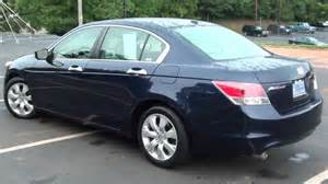 L For Sale by For Sale 2009 Honda Accord Ex L 3 5 1 Owner Stk