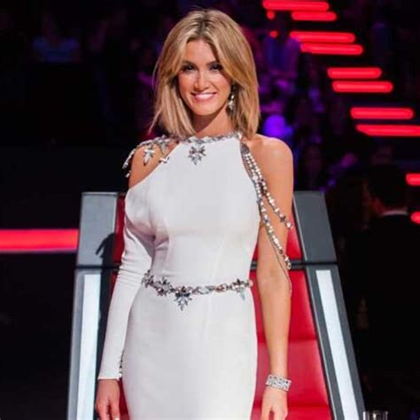 House Of Emmanuele by Delta Goodrem The Voice Australia Finale Gown House Of