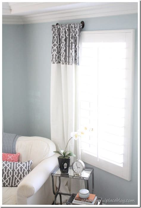 upgrade white curtains master bedroom update diy drapes sort of a thoughtful