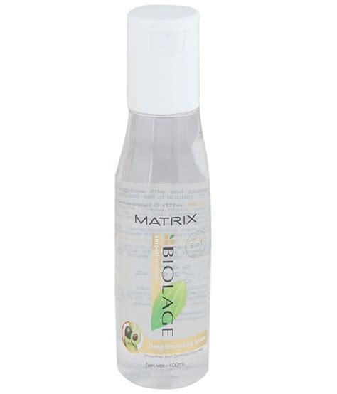 Matrix Biolage Smoothing Serum Rambut 100 Ml matrix biolage smoothing serum 100 ml buy matrix