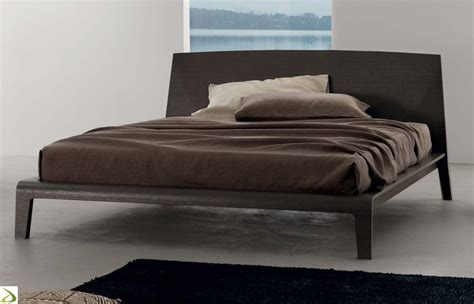 letto legno design letto moderno in legno eolo arredo design