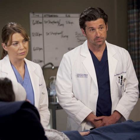Dempsey And Welcomes Boys by Grey S Anatomy Kills Dempsey S Character