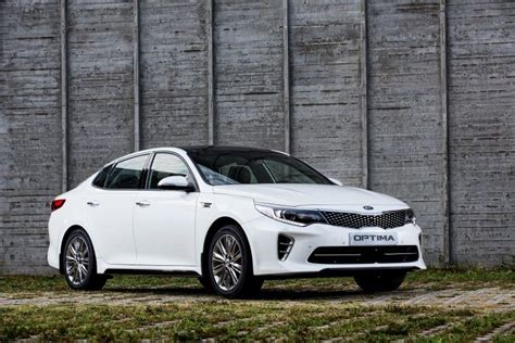 Kia Safety Rating Five Safety Ratings For All New Kia Optima And Sportage