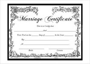 marriage certificate templates free templates marriage certificates certificate royal