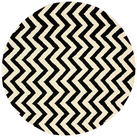 chevron rug black and white chevron area rug decor ideasdecor ideas