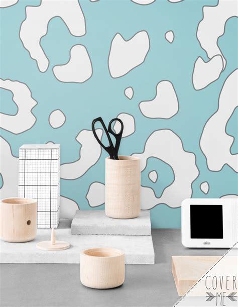 peel and stick vinyl wallpaper peel and stick vinyl wallpaper cheetah pattern cm037