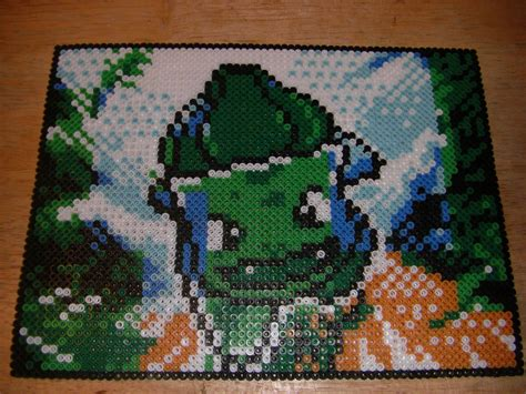 Bulbasaur Perler Bead By Spevial101 On Deviantart
