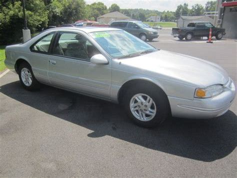 automobile air conditioning service 1997 ford thunderbird transmission control purchase used 1997 ford thunderbird lx coupe 2 door 3 8l in lititz pennsylvania united states