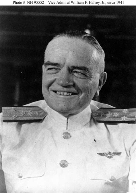 The Pacific War Online Encyclopedia: Halsey, William F., Jr.