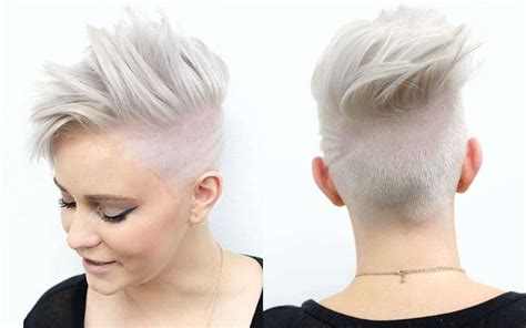 30 modern gray hairstyles 2017 for short hairstyles women 16 gray short hairstyles and haircuts for women 2017