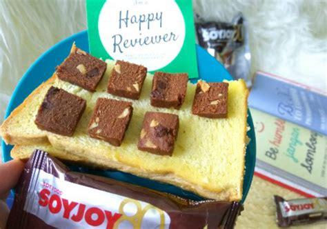 Minyak Almond Di Supermarket snack bar soyjoy almond chocolate yukcoba in