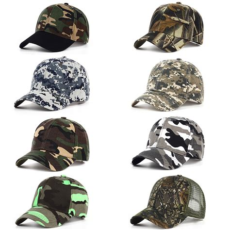 Topi Tactical Caps Molay Army 1 8 style s snapback camouflage tactical hat army