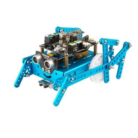 mbot for makers conceive construct and code your own robots at home or in the classroom books buy makeblock mbot 6 leg additional package with cheap price