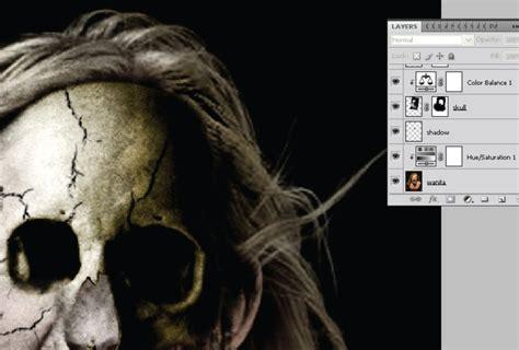 tutorial photoshop manipulasi wajah manipulasi foto wajah seram di photoshop padistudio