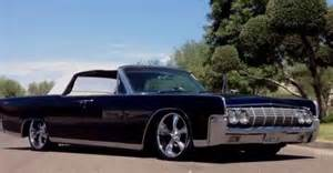 jet black 1964 lincoln continental classic cars cars