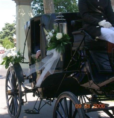 cavalli carrozze f430 spider auto per matrimonio da sogno the