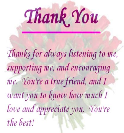 thank you letter to a friend for being there thank you so much dear friends for the birthday wishes