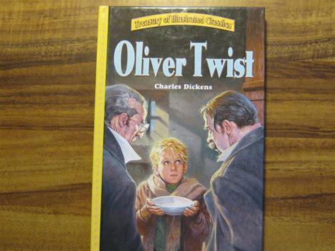 Classics Oliver Twist oliver twist treasury of illustrated classics by charles