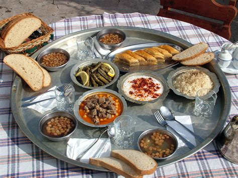 ottoman food turkish cuisine wikipedia